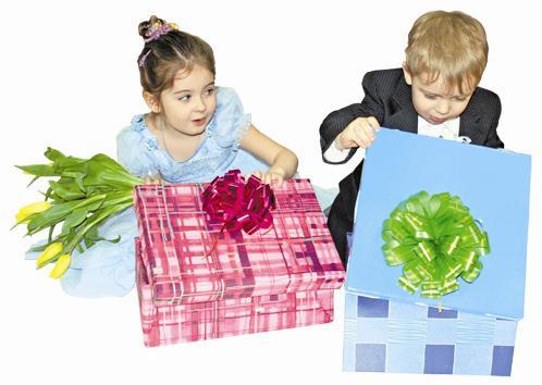 Подарки на 9 день рождение